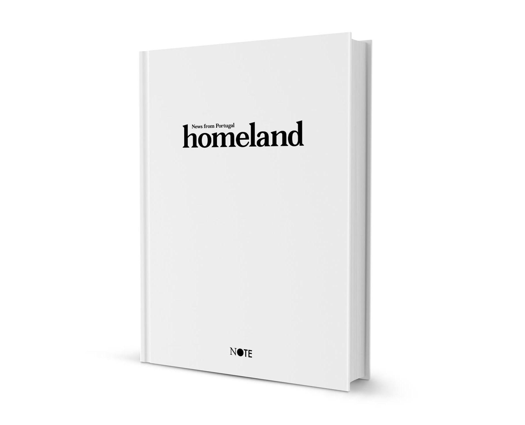 Publicação: Homeland, News From Portugal, Arquivo 2014, Cortesia de NOTE
