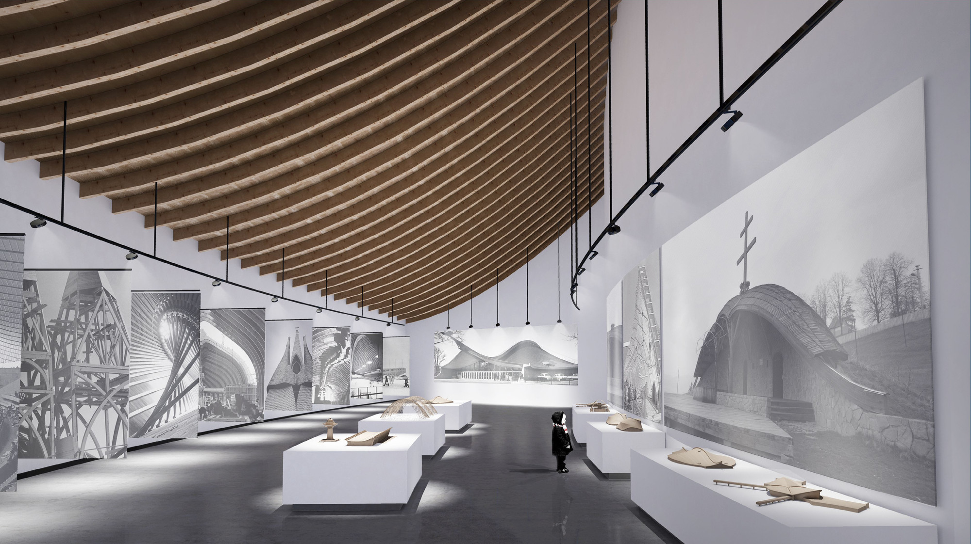 Gallery of liget budapest awards third place to lead 39 s for Architecture 54