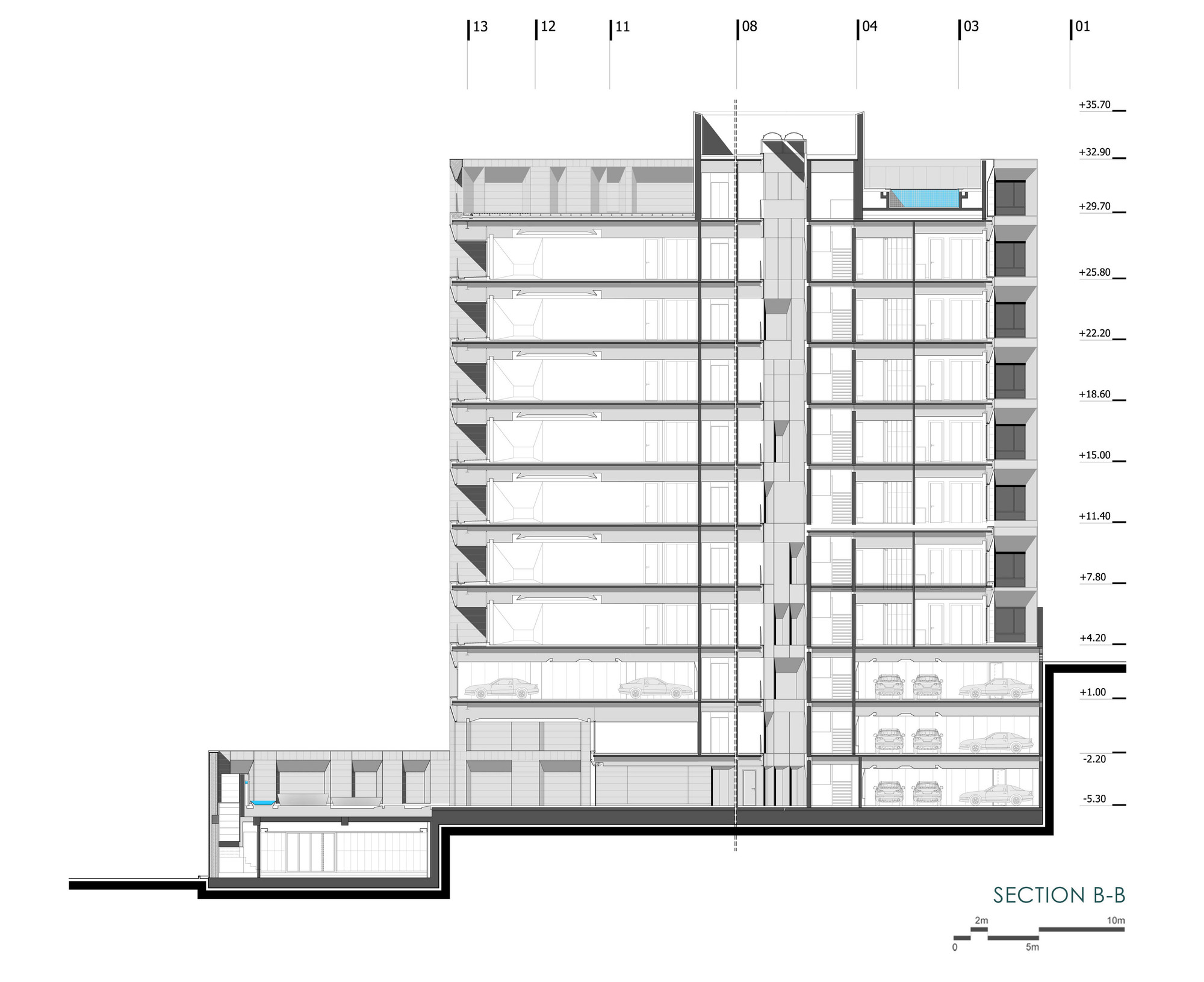 Gallery Of Sipan Residential Building RYRA Studio 29