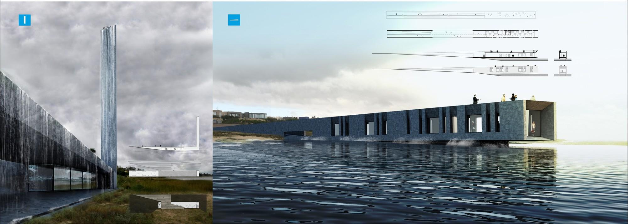 Estudio BCP, Primer Lugar en concurso urbano para La Barra / Uruguay, Cortesia de Estudio BCP
