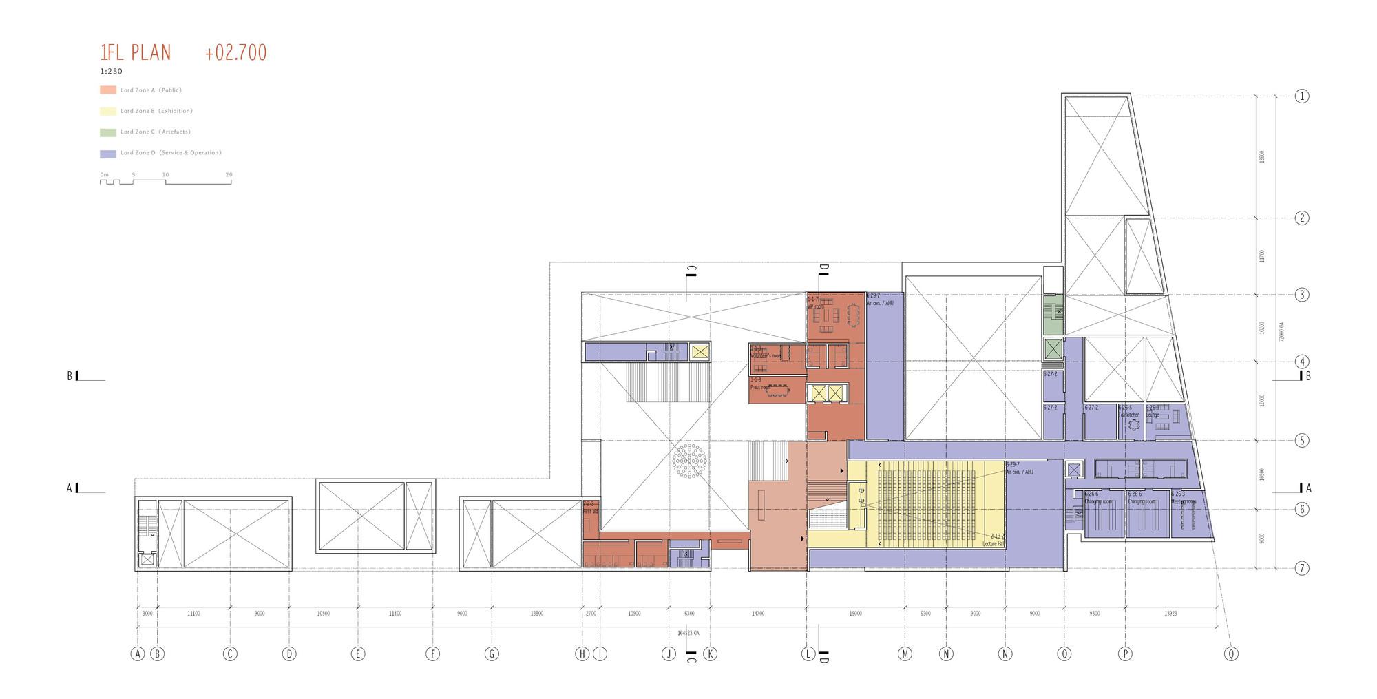 Gallery of Li Budapest Awards Graeme Massie Architects Museum