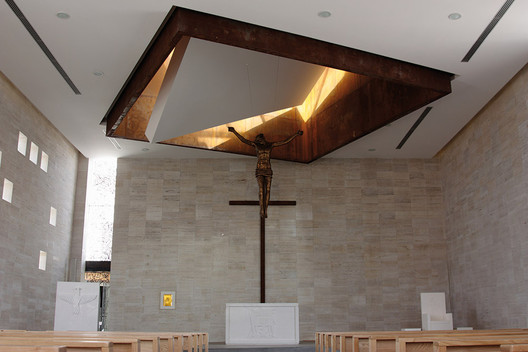 St. Gregory's Church Agrigento, Italy Pellitteri & Associati Studio. Image © Alessia Riccobono