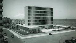 AD Classics: United States Embassy in Havana / Harrison & Abramovitz
