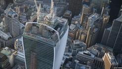 "Viñoly's London Skyscraper ""Bloated"" and ""Inelegant"""