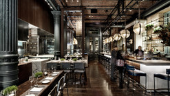 Chefs Club by Food & Wine / Rockwell Group