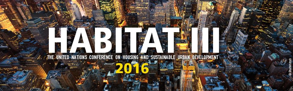 ONU anuncia Quito como sede da conferência Habitat III em 2016