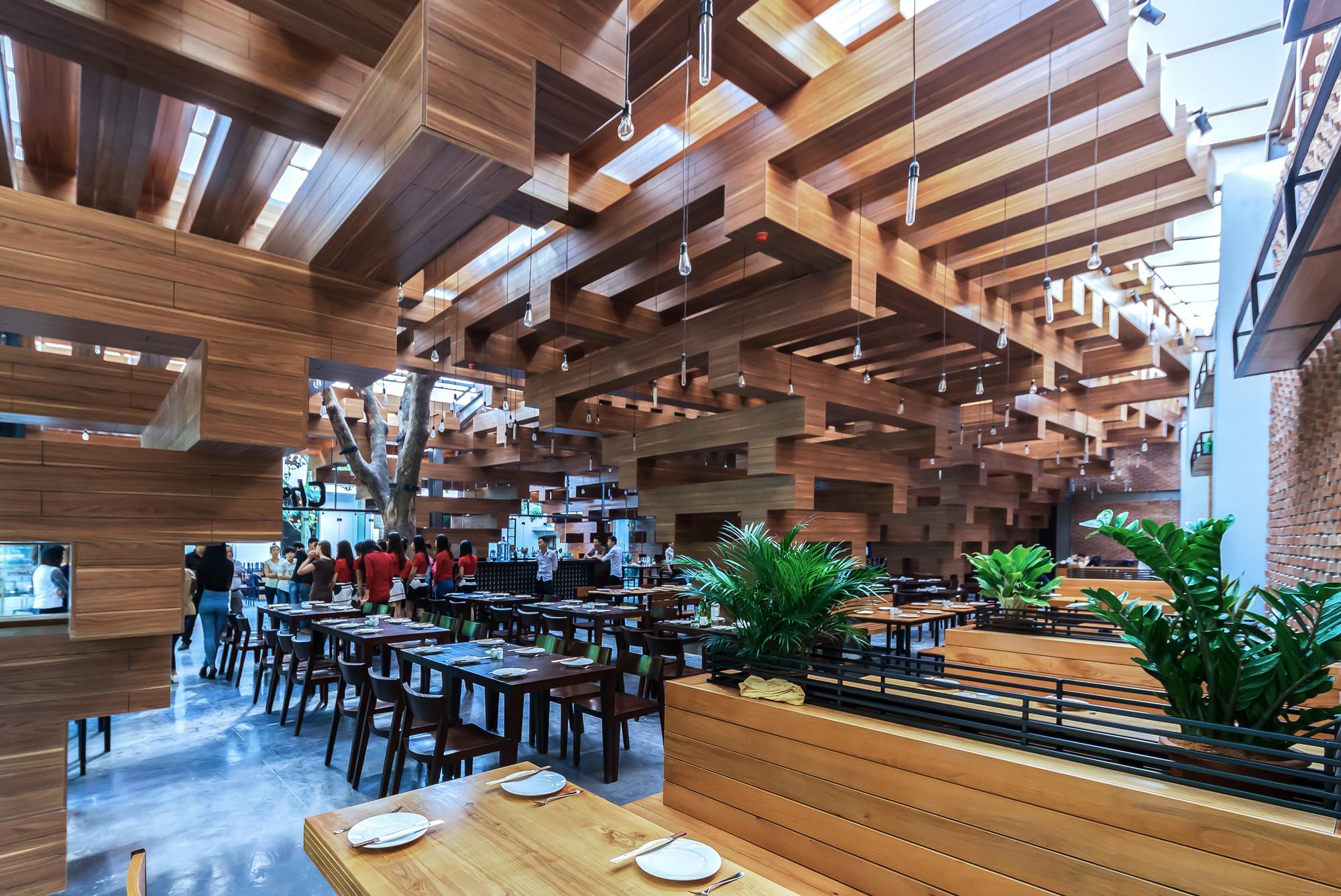 Картинки деревянного ресторана
