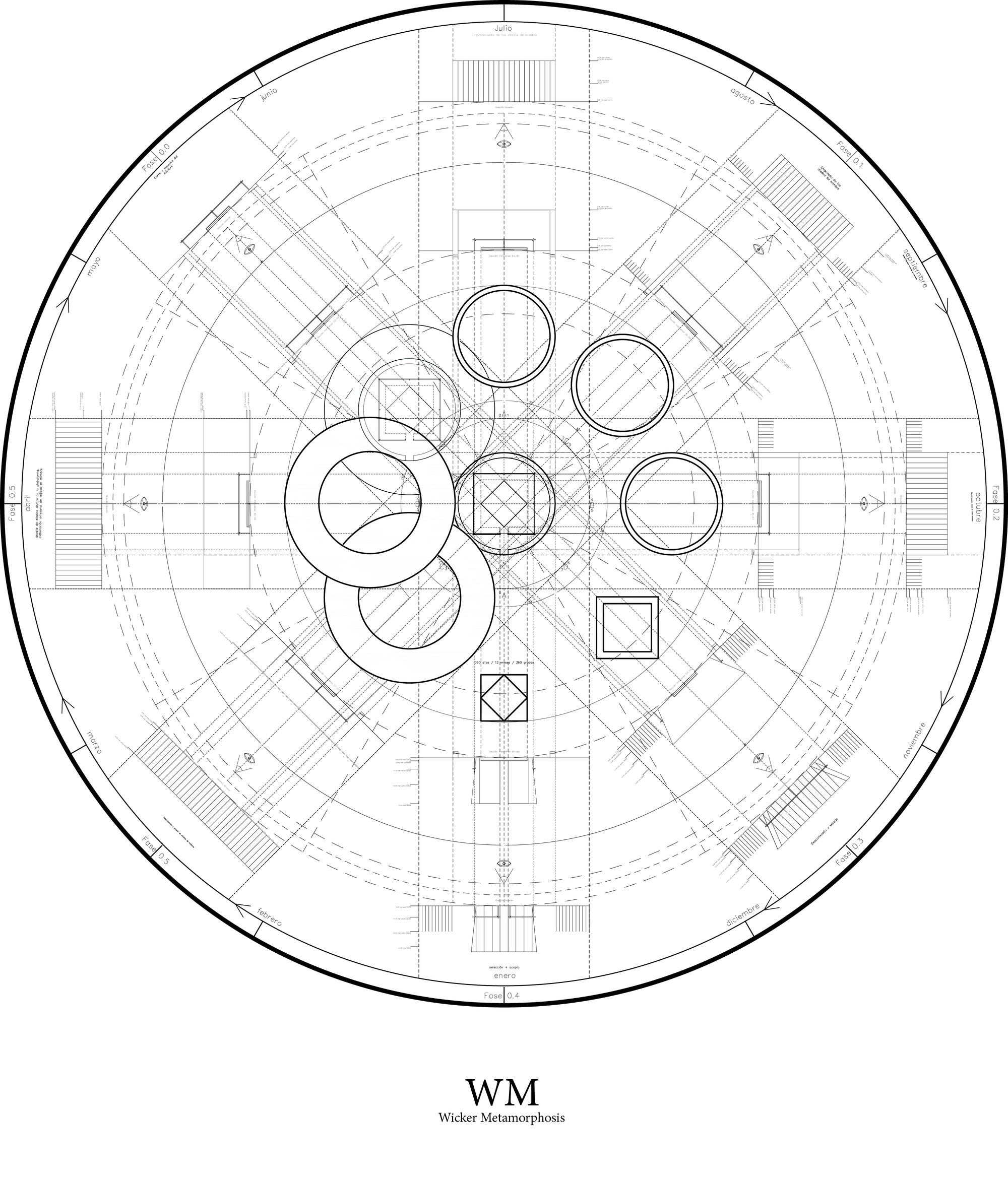 Gallery of Wicker Metamorphosis / Normal Architecture Studio