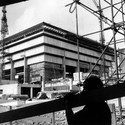 John Madin's Library under construction (1971)