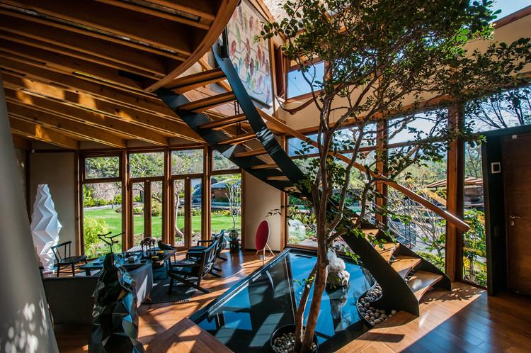 Residência Lobo / LA.N.A.B.E., Laboratório nômade de desenho espacial, Cortesia de LA.N.A.B.E
