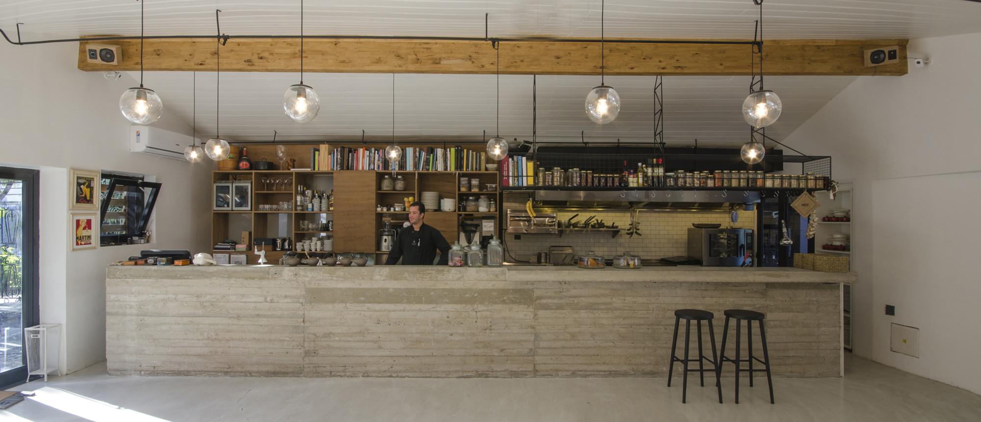 Galer A De Alo S Restaurante Atot Arquitectos Todo
