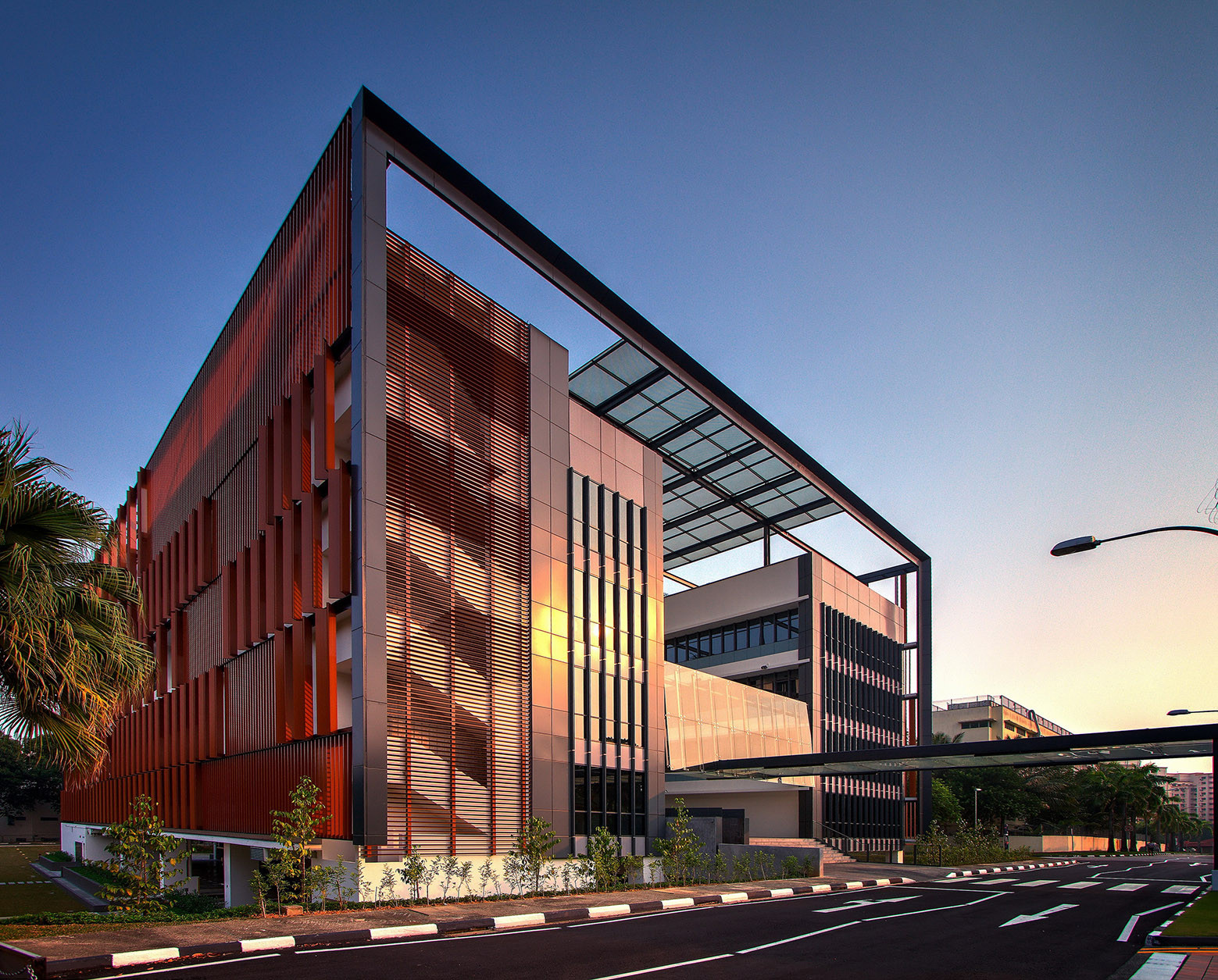 New Administration Building at Institute of Mental Health / LOOK Architects, Courtesy of LOOK Architects   Mr Choo Meng Foo