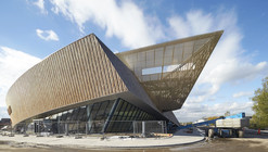 Mons International Congress Xperience (MICX) / Studio Libeskind + H2a Architecte & Associés