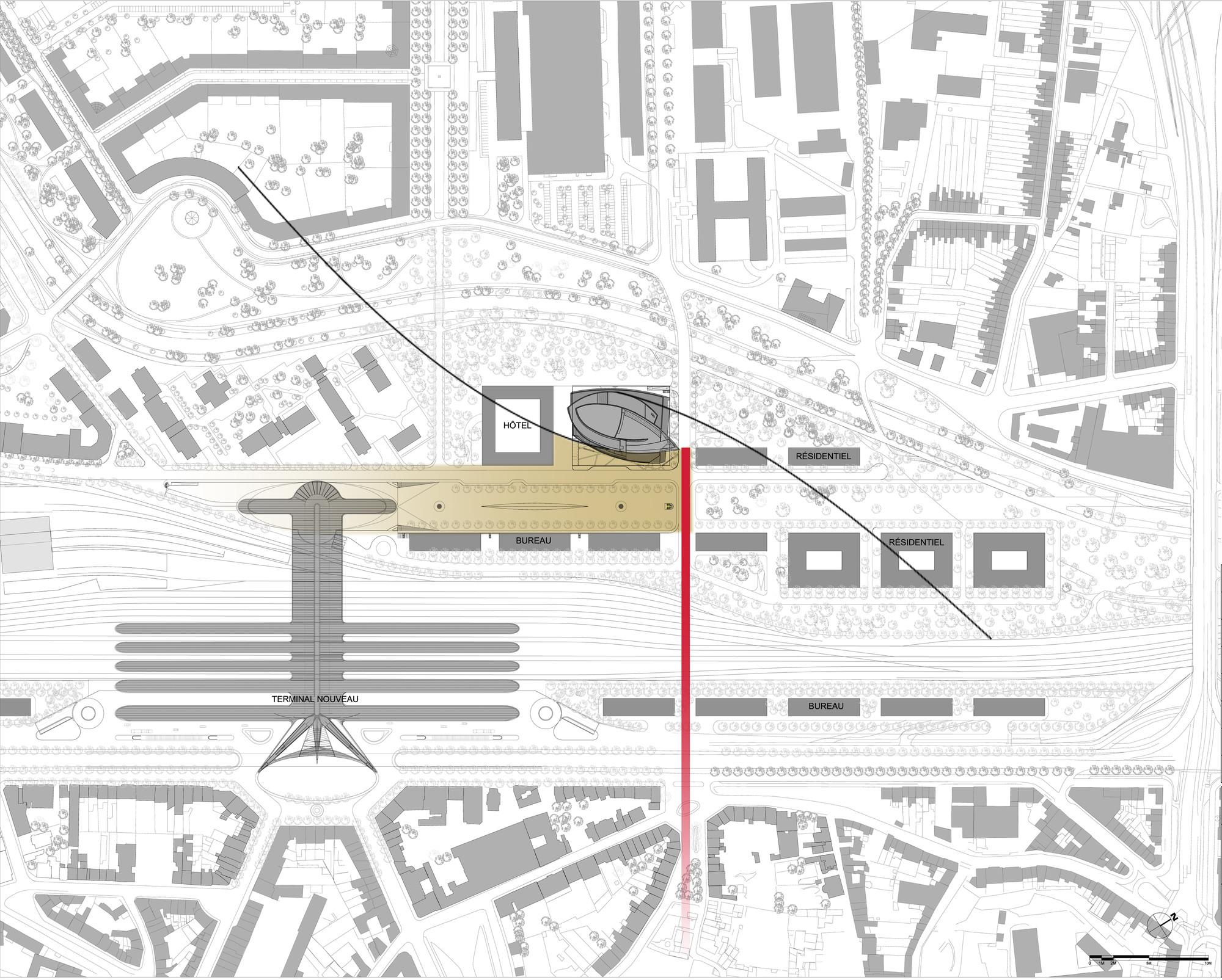 Mons International Congress Xperience MICX Studio Libeskind
