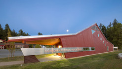 Cowichan Regional Visitor Centre / Cohlmeyer Architecture