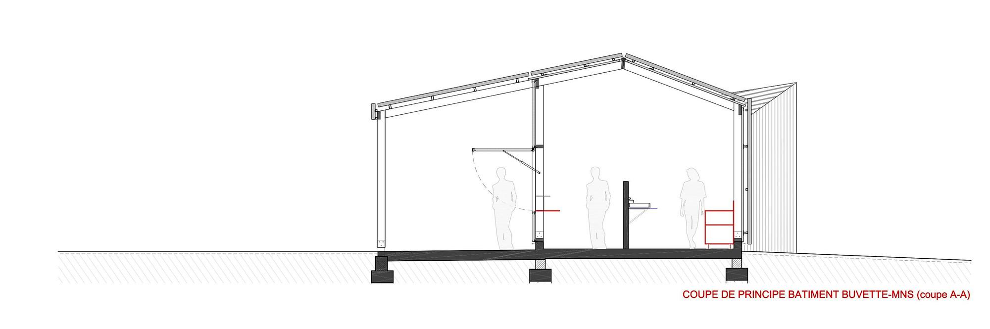 galeria de piscina th tre d 39 eau log architectes 28. Black Bedroom Furniture Sets. Home Design Ideas
