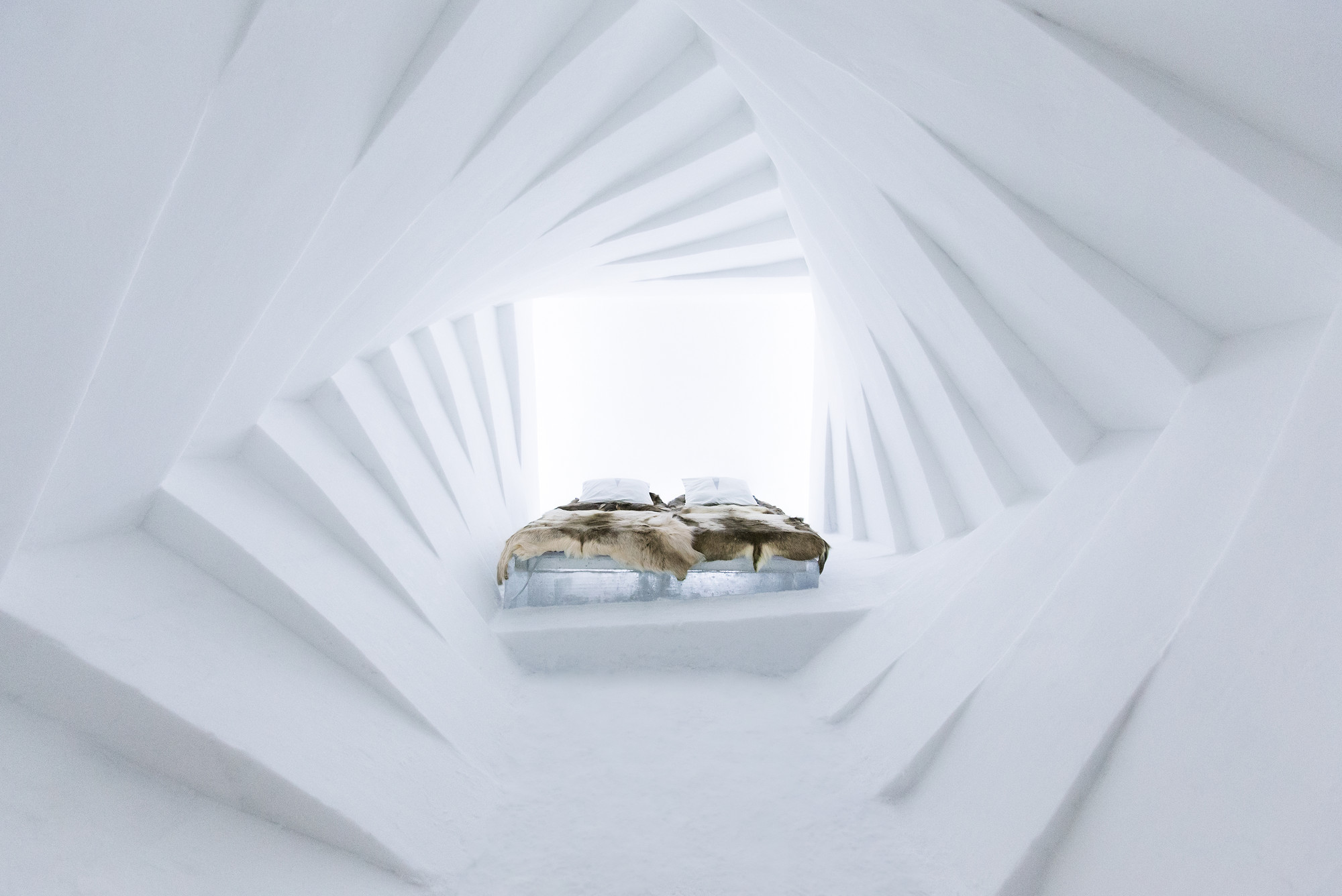 Images from the 25th Annual ICEHOTEL, Courtesy of ICEHOTEL