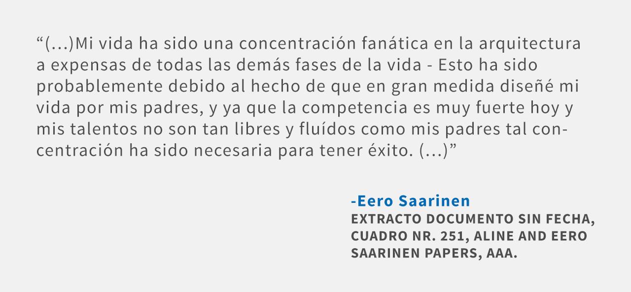 Frases: Eero Saarinen