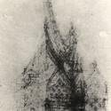 "Croquis of the Our Lady of Angels"" Chapel. Image © Corporación Gaudí de Triana"