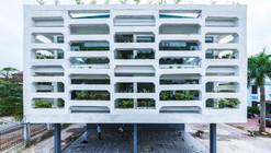 SRDP-IWMC Office / H&P Architects