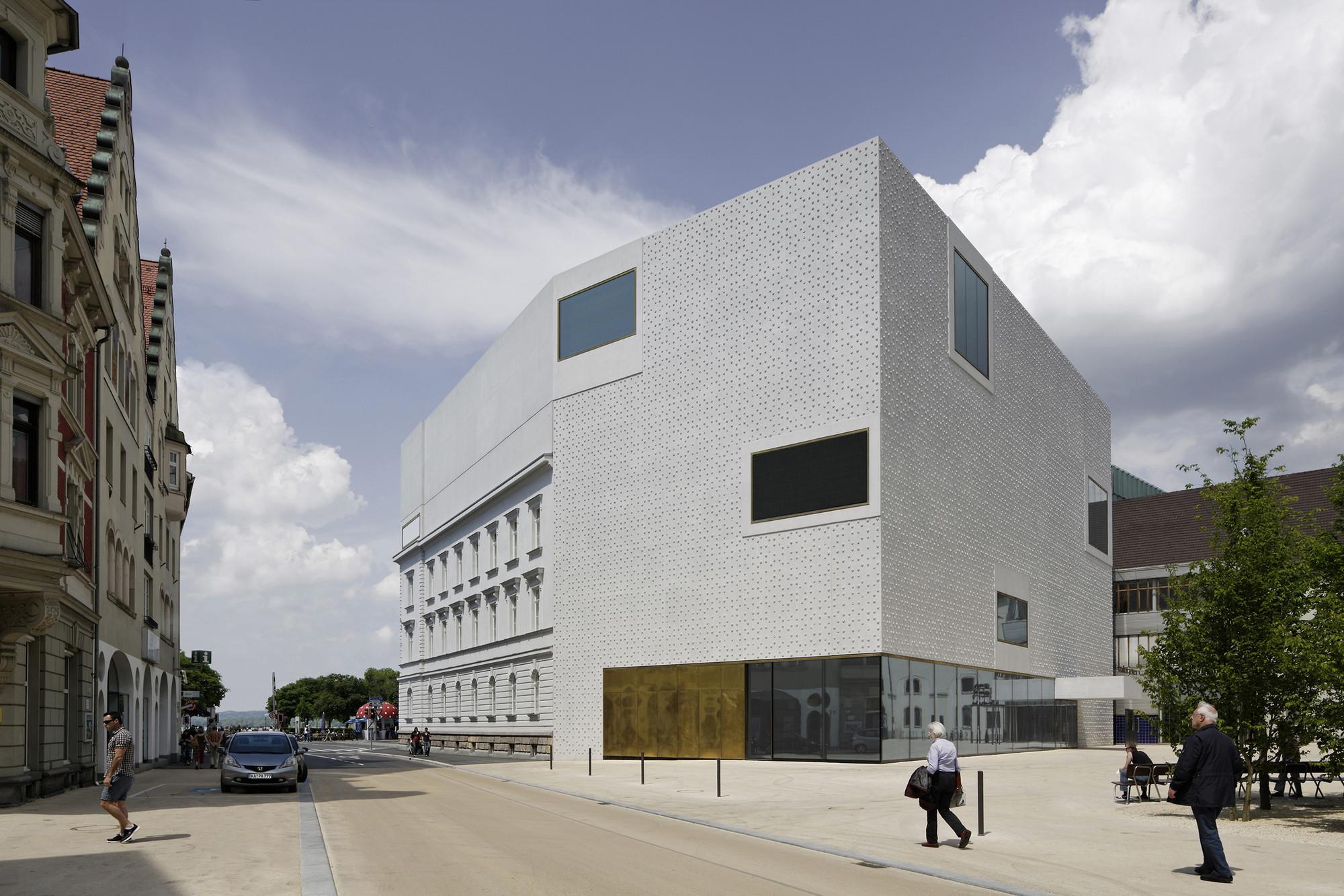 Vorarlberg Museum / Cukrowicz Nachbaur Architekte, © Hanspeter Schiess