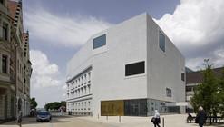 Vorarlberg Museum / Cukrowicz Nachbaur Architekte