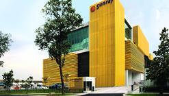 Sunray / DP Architects