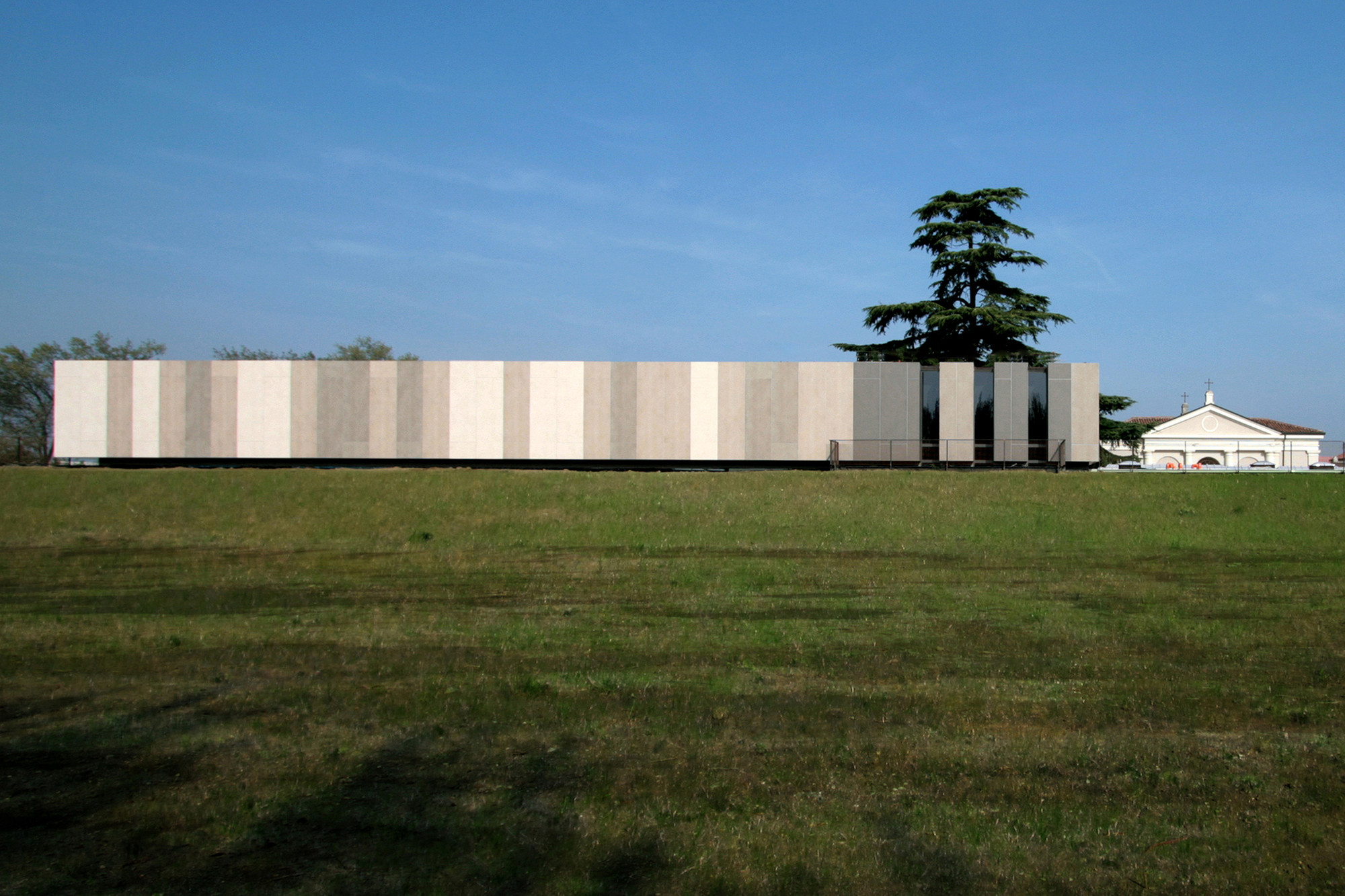 New Crematorium in Copparo / Patrimonio Copparo, Courtesy of Patrimonio Copparo