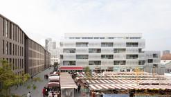 Place Olympe de Gouges et Allée des Ateliers à Pantin / Ateliers 2/3/4/