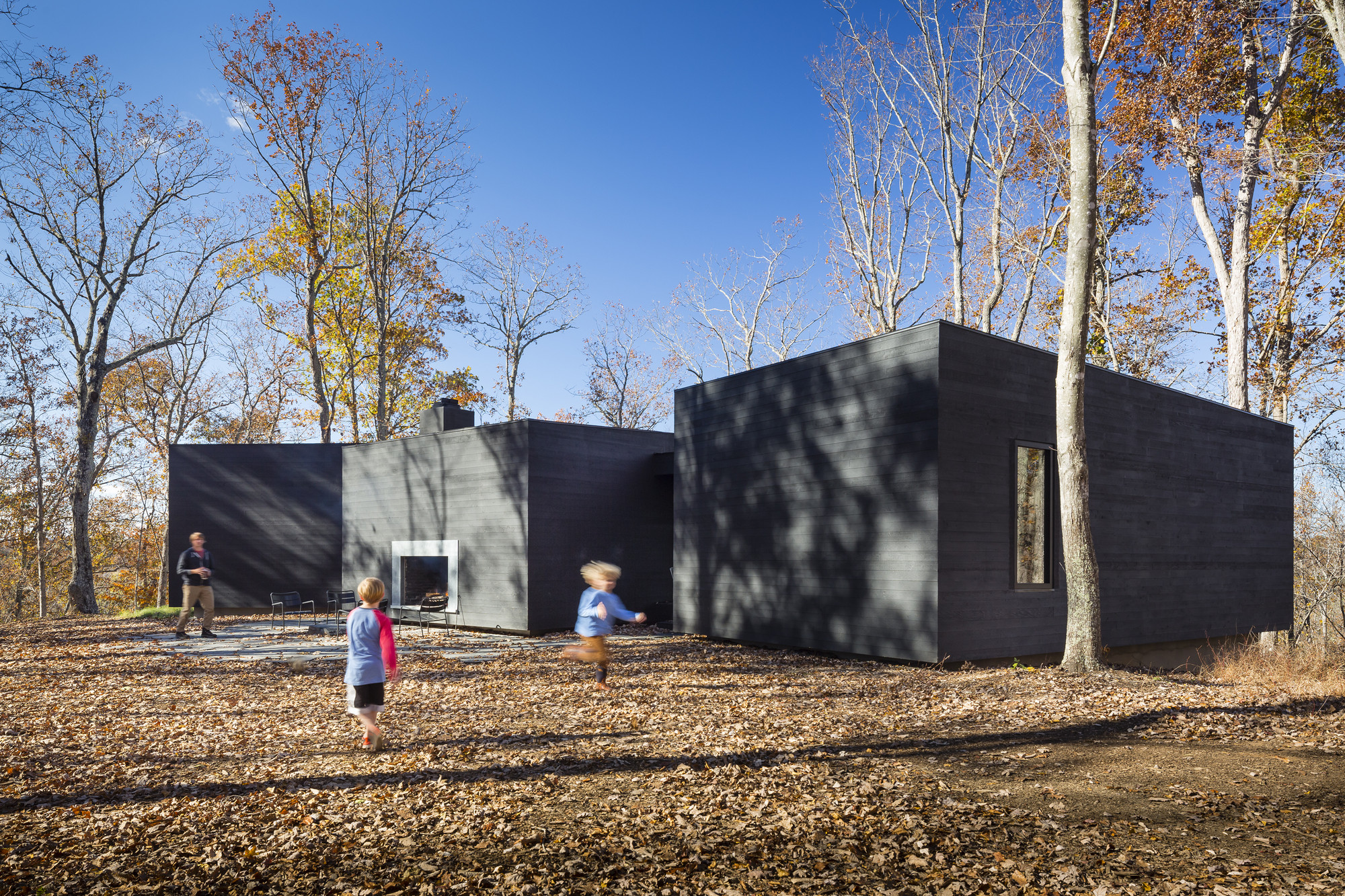 Gallery of James River House ARCHITECTUREFIRM 1