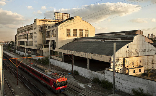 Prefeitura de São Paulo estuda novos usos para áreas industriais, Antiga fábrica da Antarctica no bairro da Mooca, na zona leste de São Paulo. © Eduardo Knapp/Folhapress