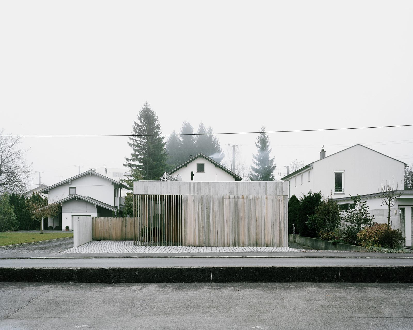 House G / Bechter Zaffignani Architekten, © Rasmus Norlander
