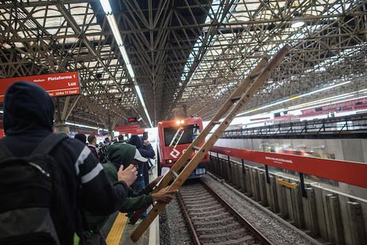 2014 não deixará grandes legados para os transportes no Brasil – Fonte: Yahoo / Getty Images