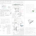 Exercícios de desenho e descrição realizados pelos alunos
