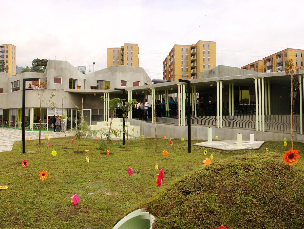 Archivo jardines infantiles plataforma arquitectura for Jardin infantil