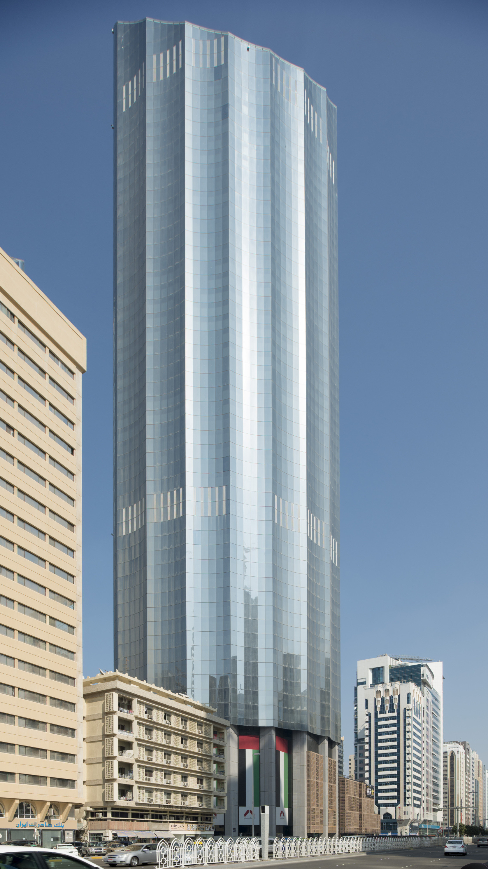 Gallery of 13 New Buildings Join the World's 100 Tallest ... Daily Record