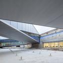 Musei Marítimo Nacional da Dinamarquês. Imagem © Luca Santiago Mora