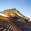 UC Berkeley Memorial Stadium and Training Center. Image © Jim Simmons