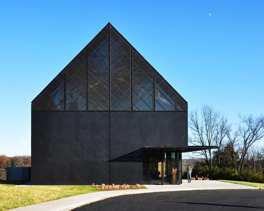 Centro de Visitantes da Wild Turkey Bourbon. Imagem © De Leon & Primmer Architecture Workshop