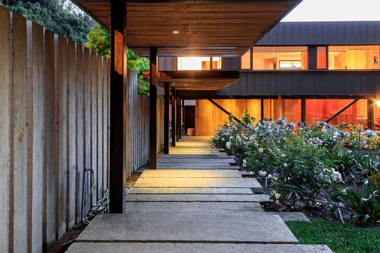 Casa Swett / Prado Arquitectos, © Daniel Pinilla