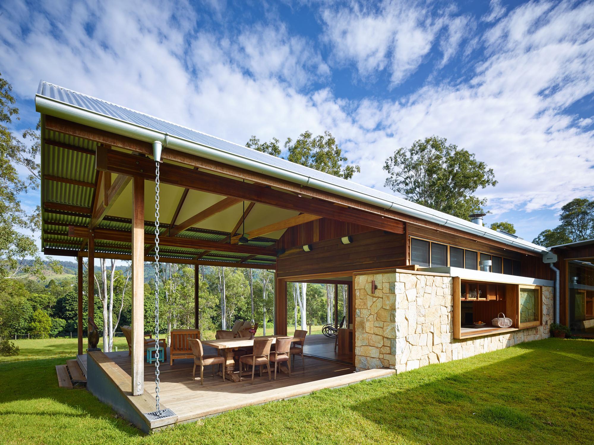 Gallery of hinterland house shaun lockyer architects 31 for Modern home stuff