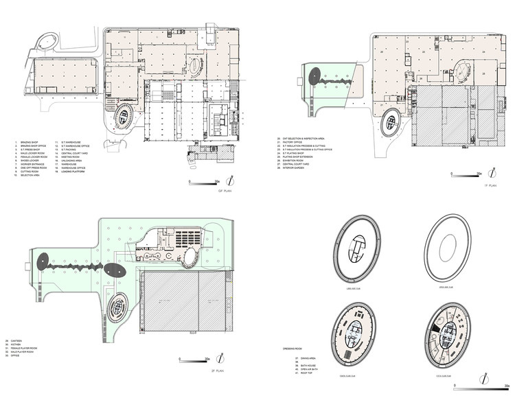 Factory in the Earth / Ryuichi Ashizawa Architect