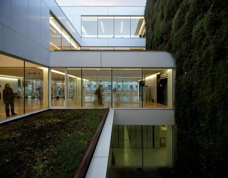 Girona Public Library / Corea & Moran Arquitectura, © Pepo Segura