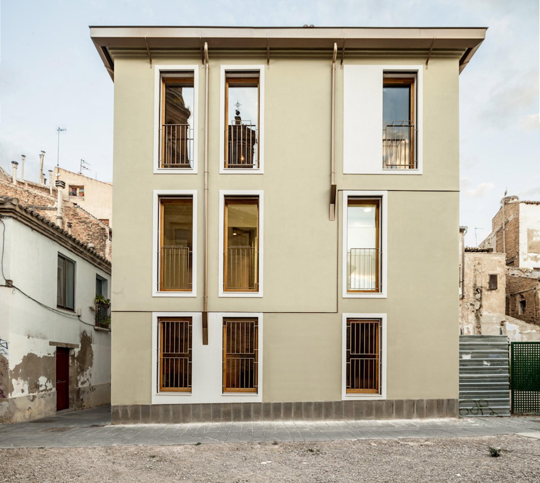 Casa NKO em Tudela / Lagula Arquitectes + Studio Ahedo , © Adrià Goula