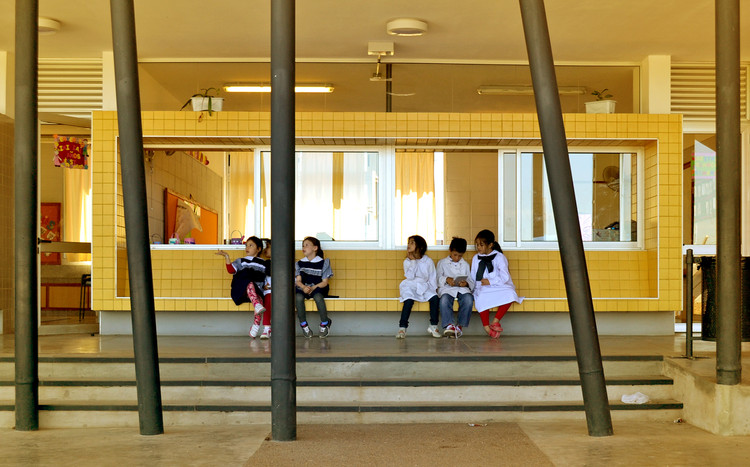 Escuela n°92 de Tiempo Completo en Bella Unión / Pedro Barrán Casas, Cortesía de Pedro Barrán