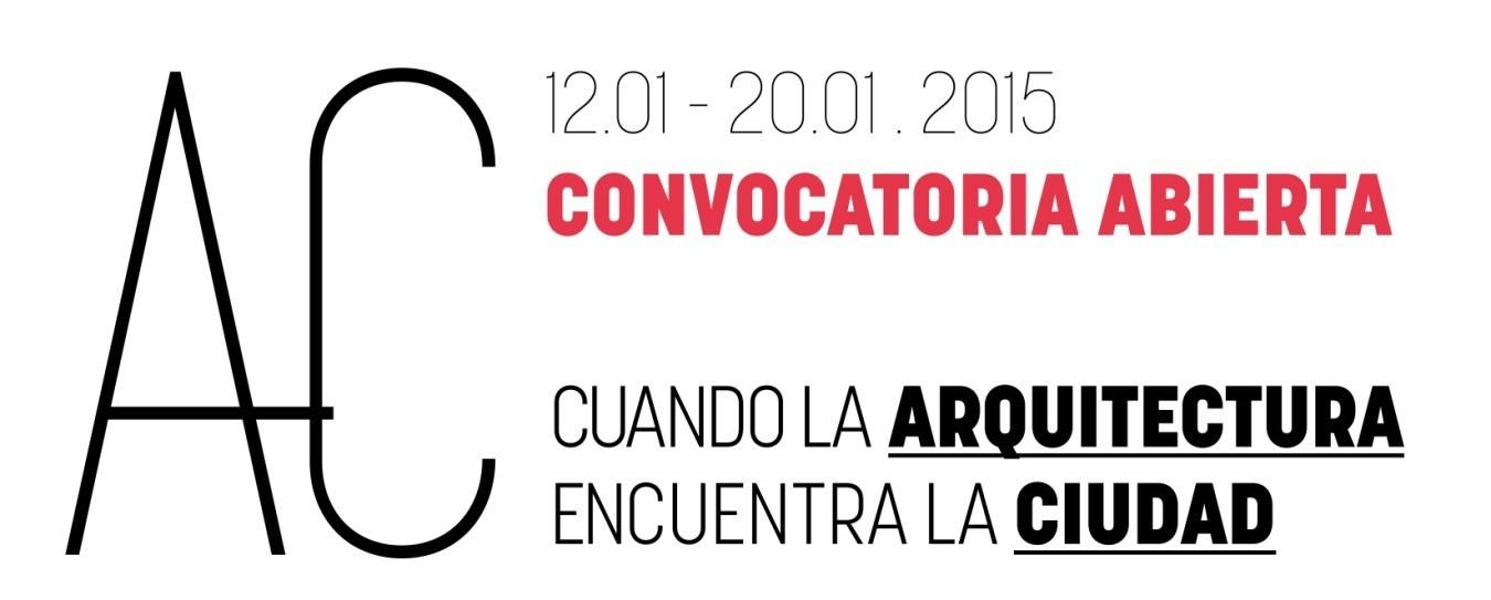 """Convocatoria abierta: """"Cuando la arquitectura encuentra la ciudad"""" / Chile"""