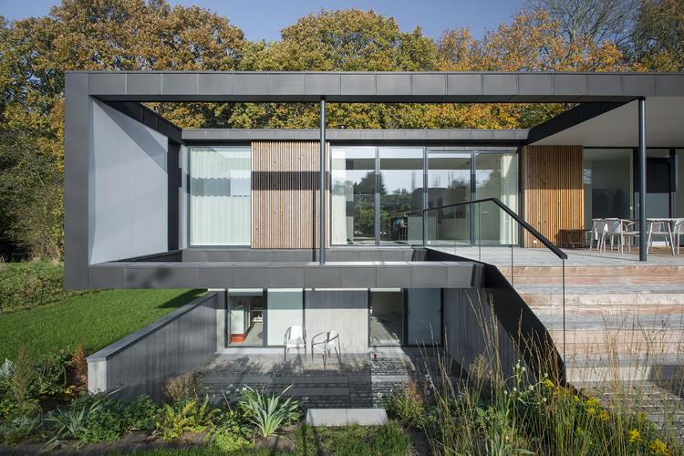 Villa R / C.F. Møller, © Julian Weyer