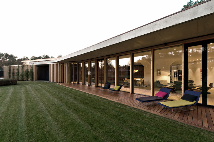 Villa G / Audrius Ambrasas Architects , Courtesy of Audrius Ambrasas Architects