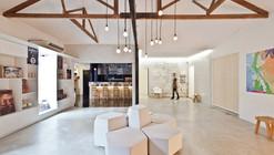 Bediff Exhibition Space / Estudio BRA arquitetura