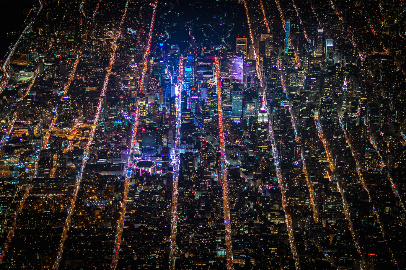 Vincent Laforet's Images of New York From Above Will Take Your Breath Away